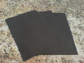 Lasergravierbare Stempel Gummi-Platten ölfest