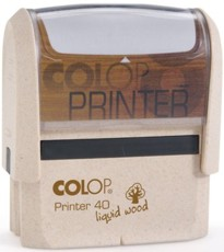 Colop Liquid Wood Printer