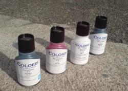 Berolin Stoff- & Gewebe-Stempelfarbe