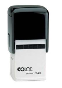 Colop Printer Q 43 Automatikstempel