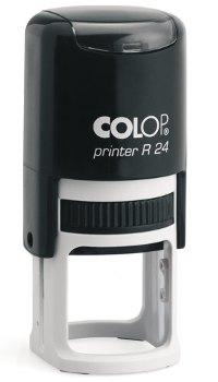 Printer Automatikstempel R 24 Rund