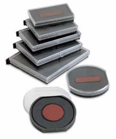 Zweifarbige Printer & Dater Ersatz-Kissen